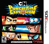 Cartoon Network: Punch Time Explosion (Nintendo 3DS)